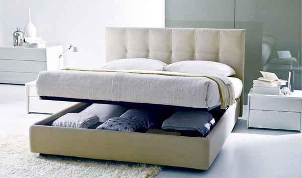 Подъемное основание спального места