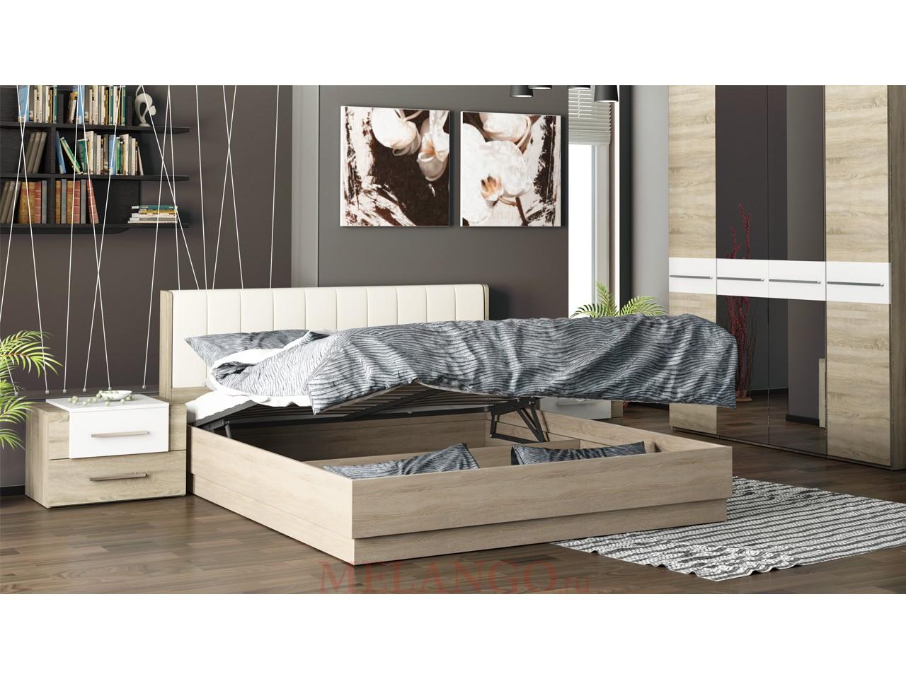 Подъемные элементы кровати
