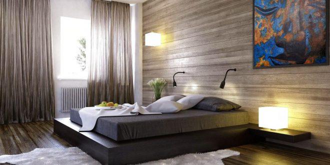 Подиумная кровать