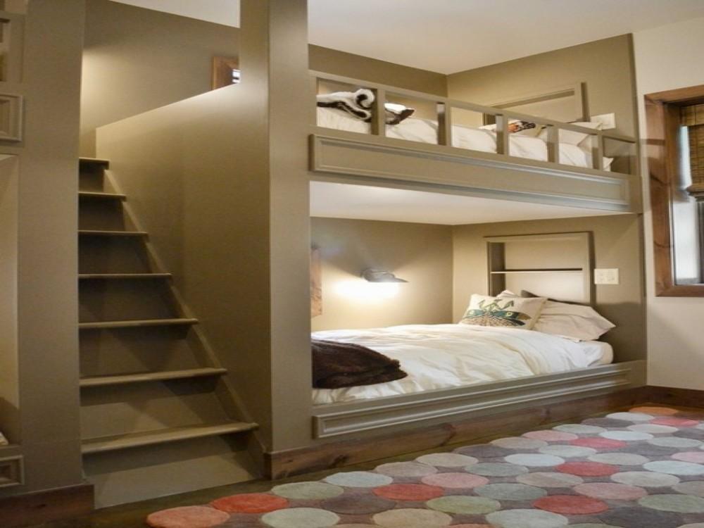 Подвесное место для сна в детскую комнату