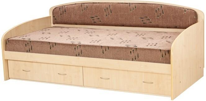 Полуторная кровать-диван
