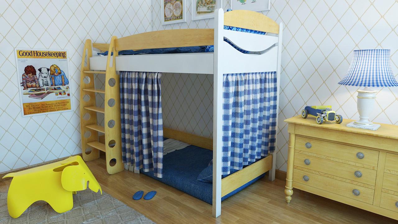 Практичная комната ребенка