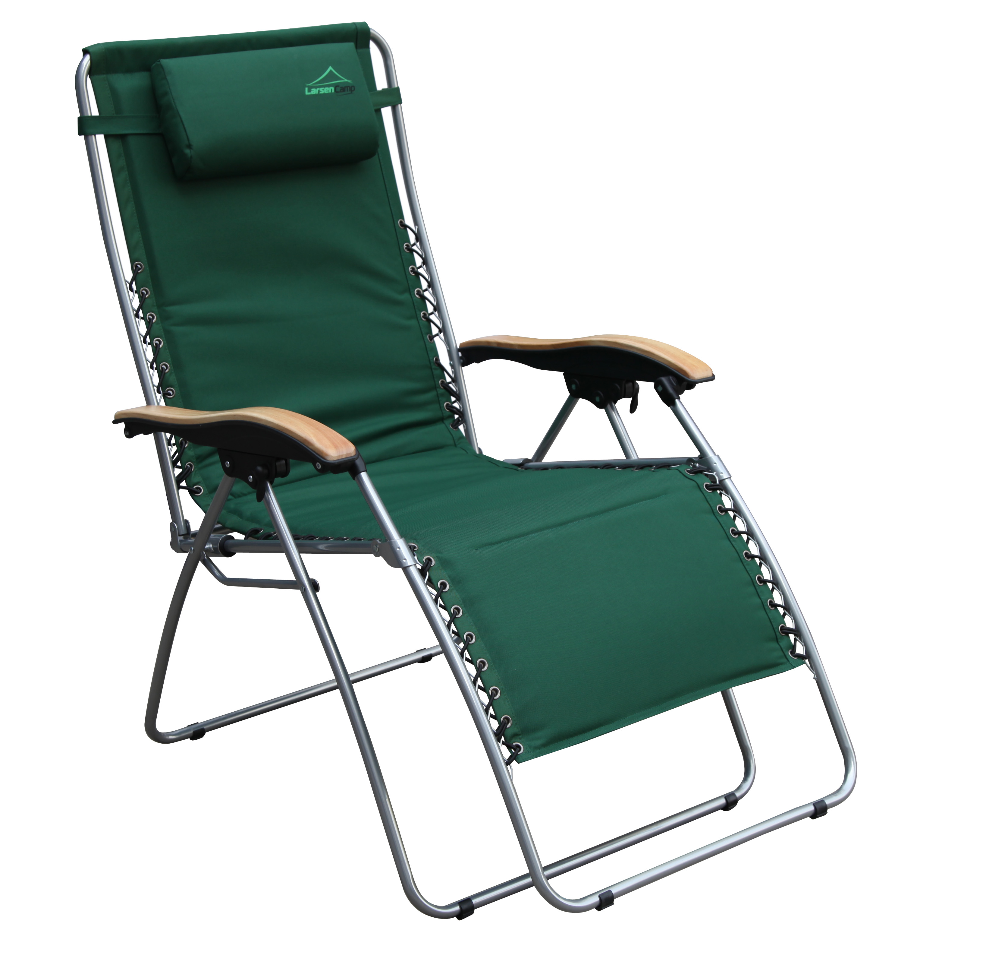 Практичное кресло со складным механизмом