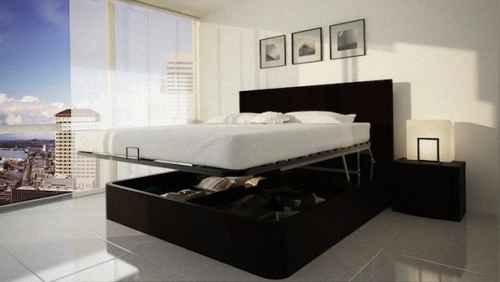Практичность кровати-трансформер