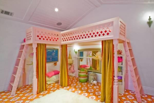 Правила обустройства детской комнаты