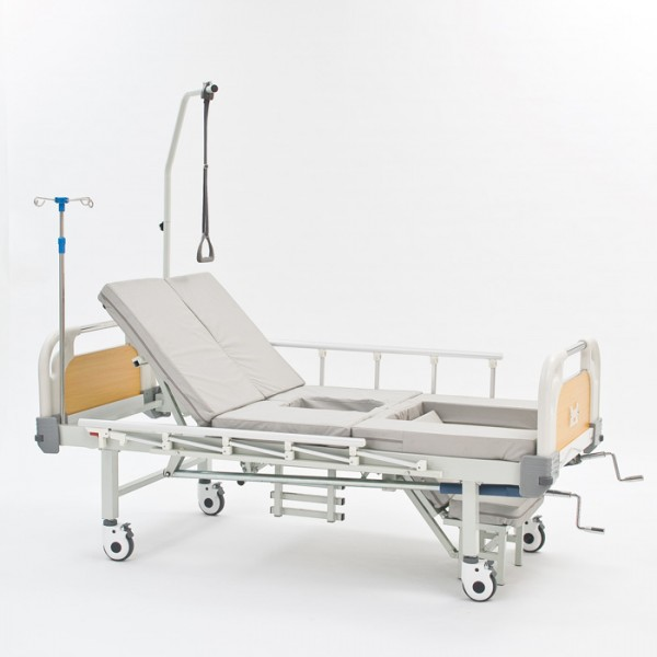 Правильно выбираем кровати для палат больных