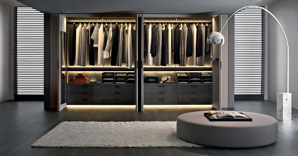 Применение линейных мебельных светильников