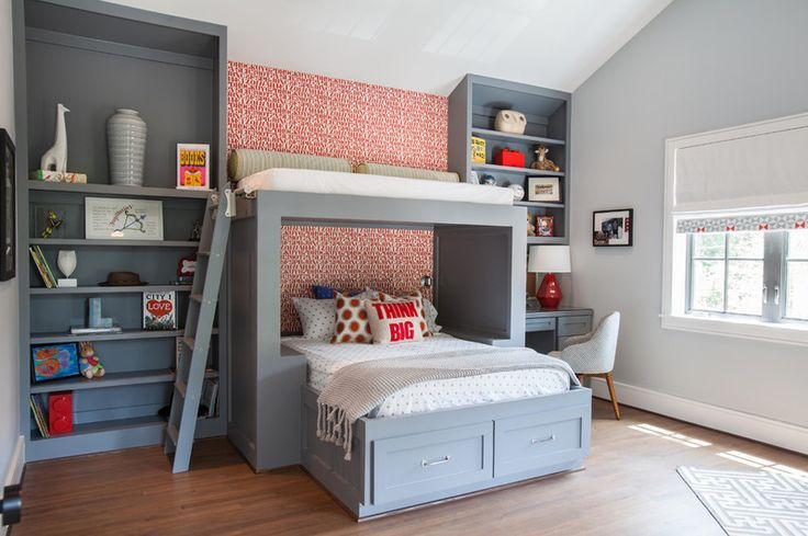 Принципы выбора мебели для комнаты небольшого размера