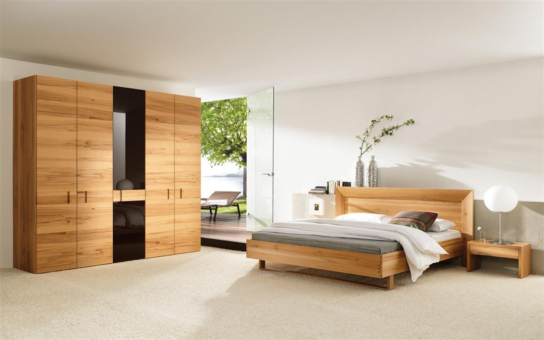 Приятный интерьер в спальне