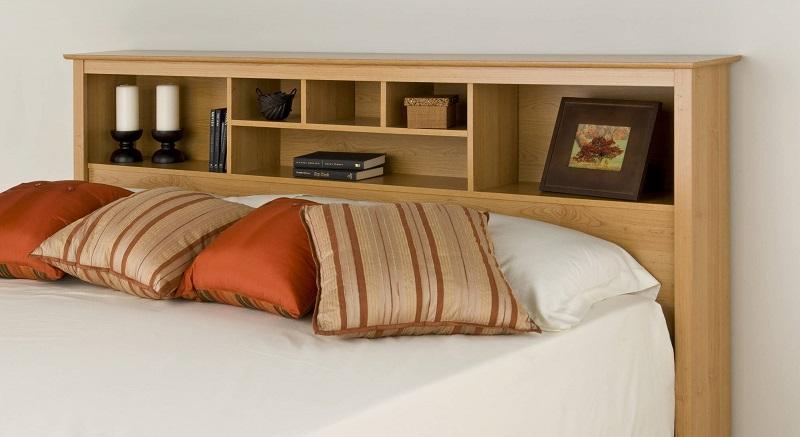 Прижмите мебель для сна с двух сторон