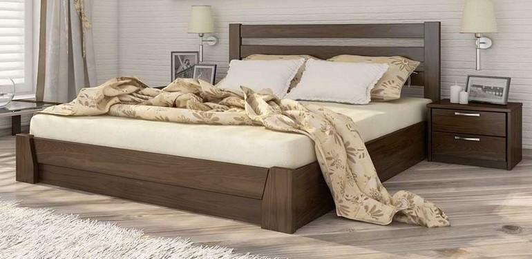 Прочная кровать для полных людей