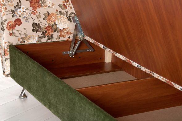 Пружинный механизм современной мебели