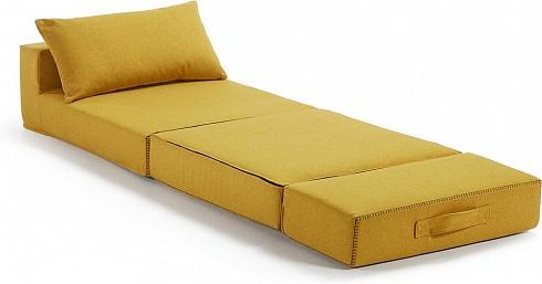 Пуф-кровать для одного