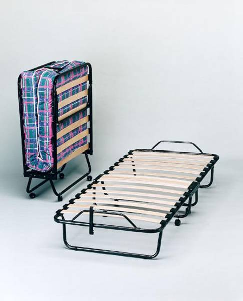 Раскладная кровать на 14 ламелей