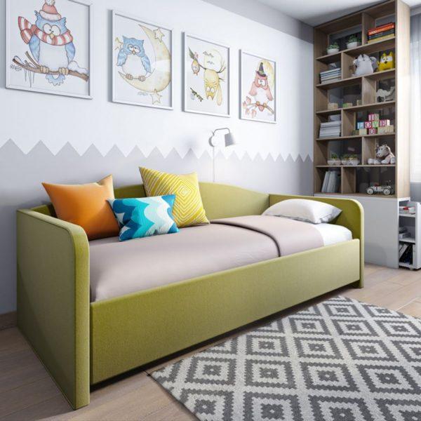 Раскладной удобный диван для ребенка
