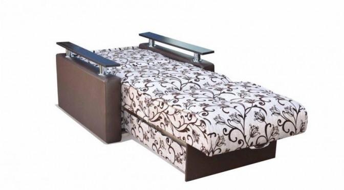 Раздвижное кресло-кровать – практичное решение для небольших квартир