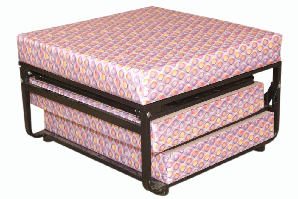 Розовые оттенки современной мебели