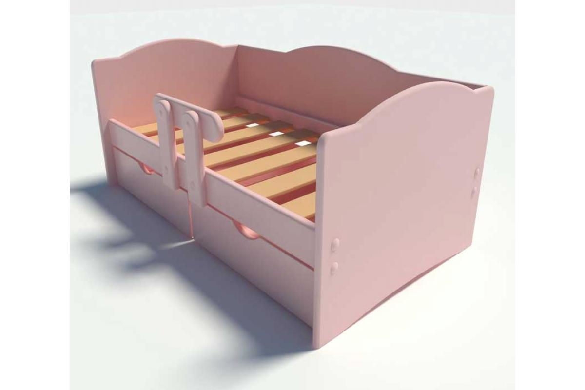Розовые предметы мебели