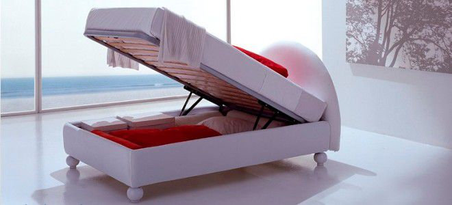 Ручной механизм современной мебели