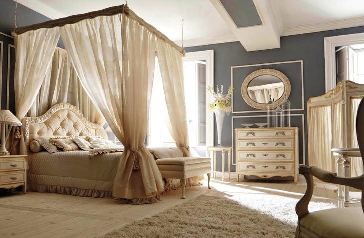 Шикарный дизайн спального места