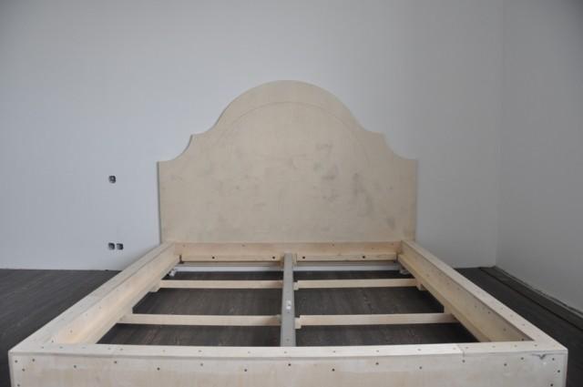 Собираем кровать после ремонта