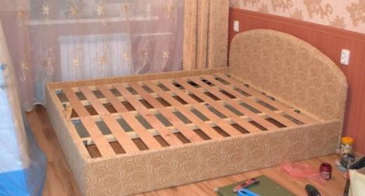 Соеднияем ламели мебели