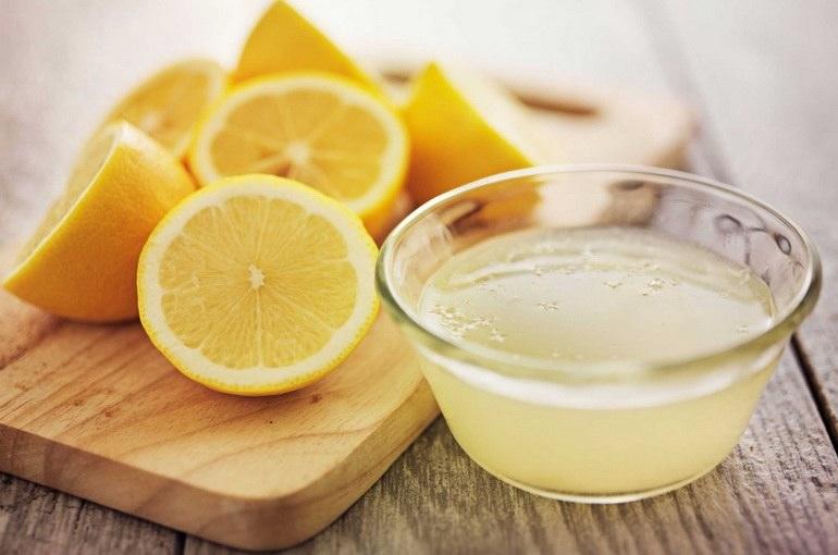 Сок лимона от запаха на кровати