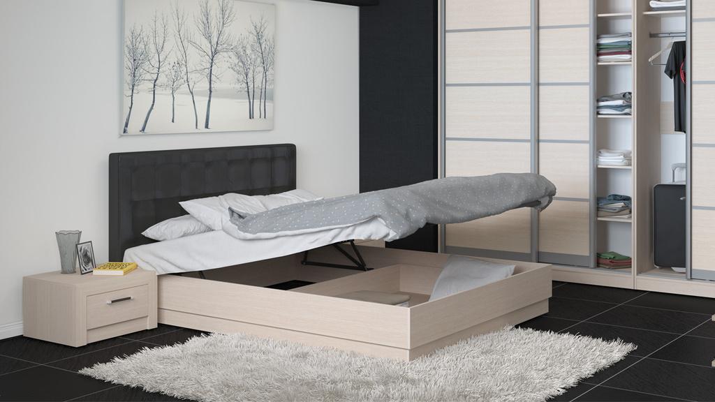 Современные удобные кровати