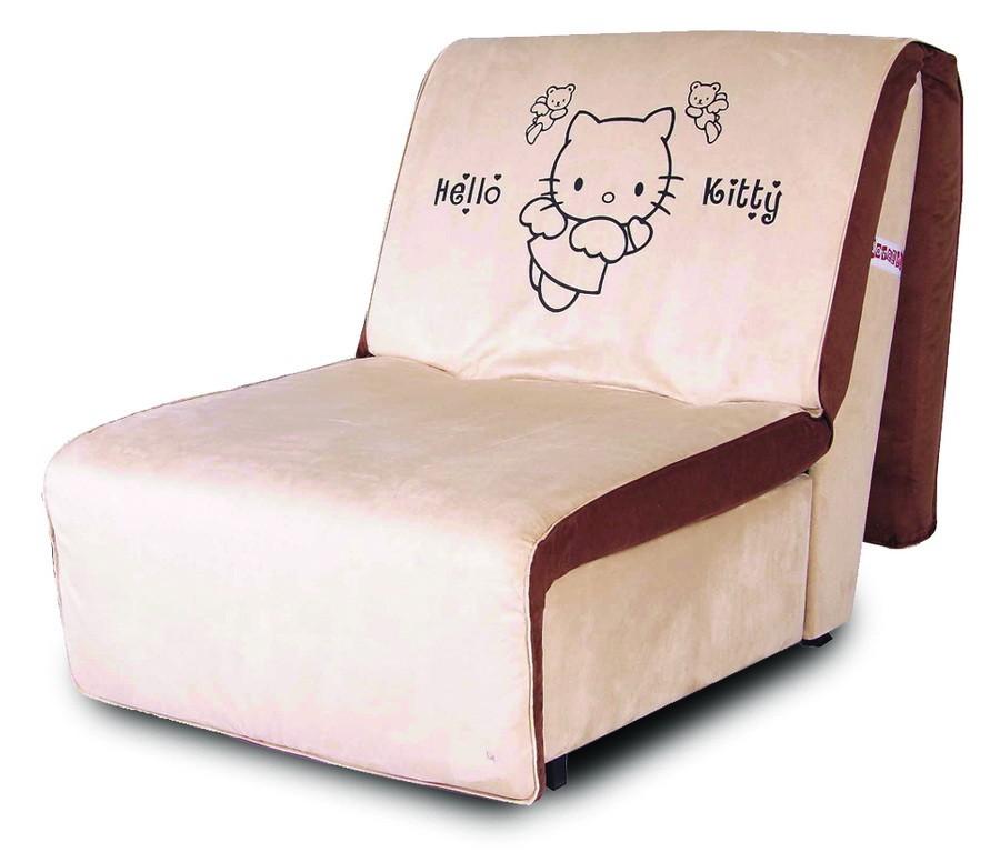 Современный детский диван со спальным местом