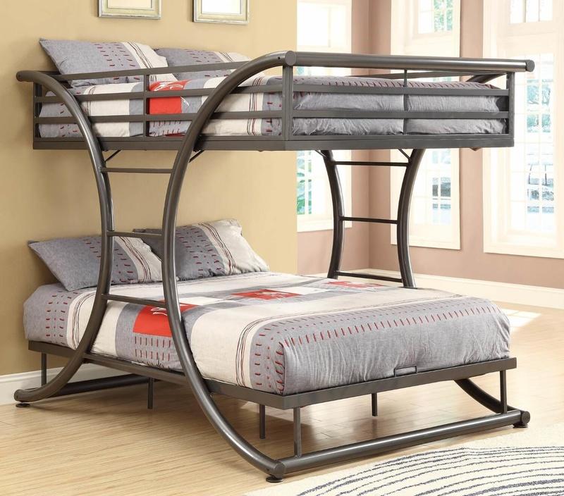 Современный стиль модерн в спальне