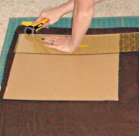 Создаем текстильное изделие