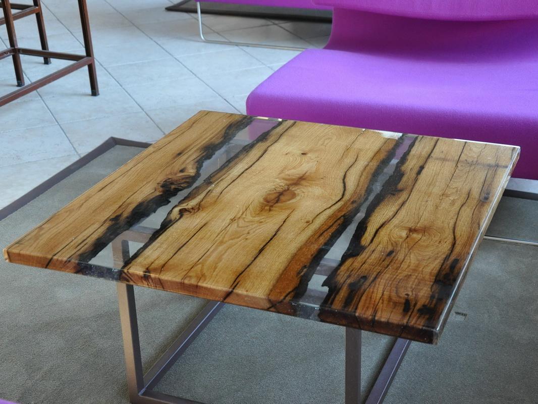 Стильные столы привлекают внимание