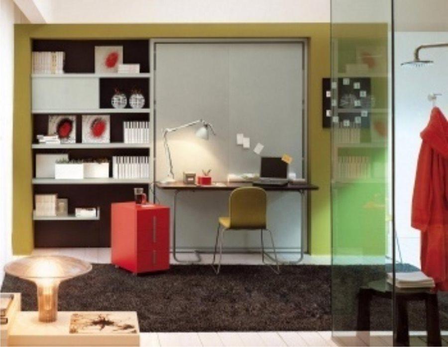 Стол-кровать с двуспальным местом