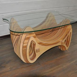 Столик кофейный параметрической формы
