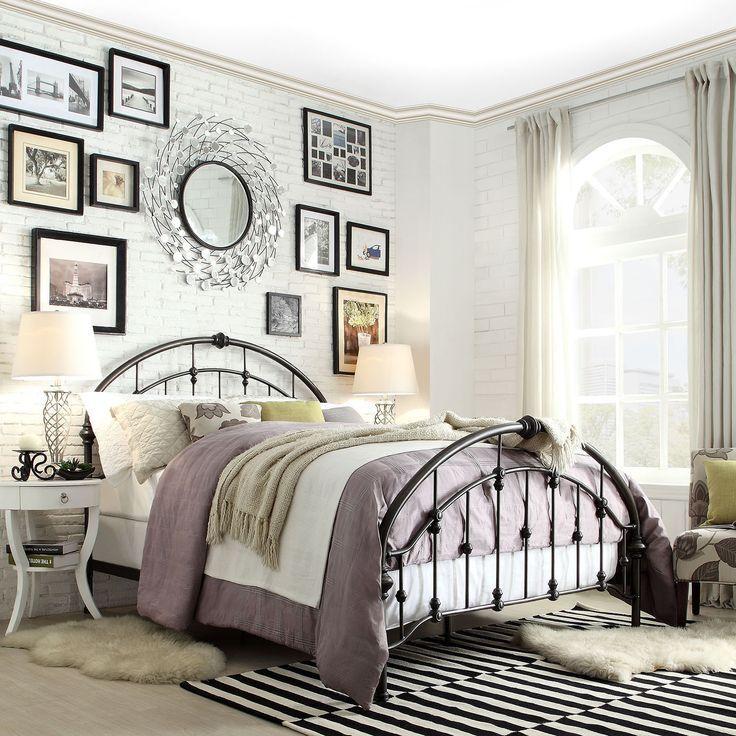 Сварной каркас современной кровати
