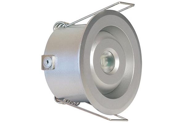Светильник точечный врезной светодиодный