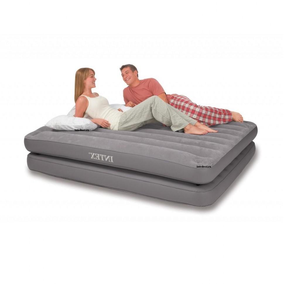 Трансформирующаяся кровать с надувным элементом