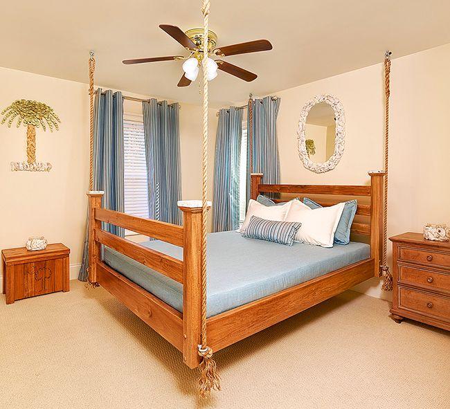 Тропический стиль дизайна комнаты