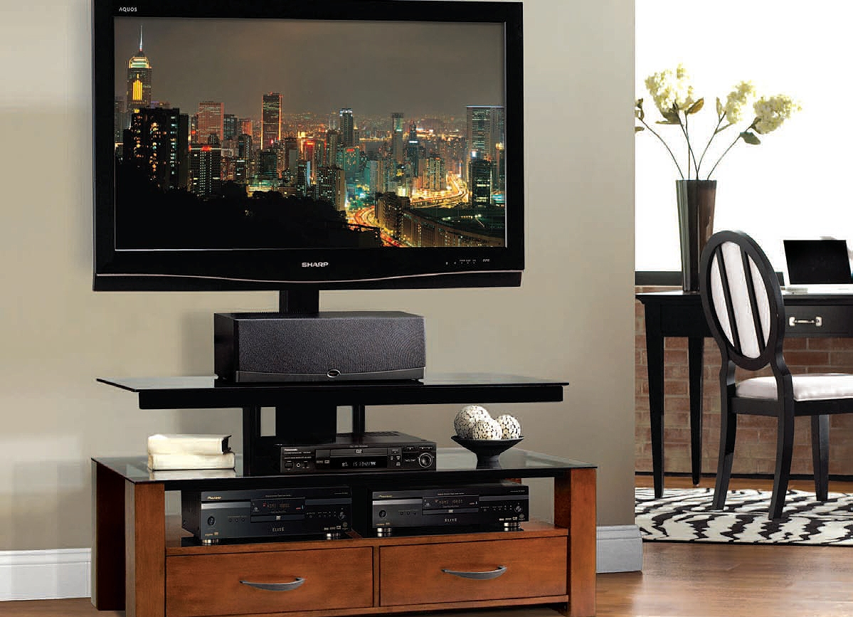 мебель под телевизор основные разновидности плюсы и минусы