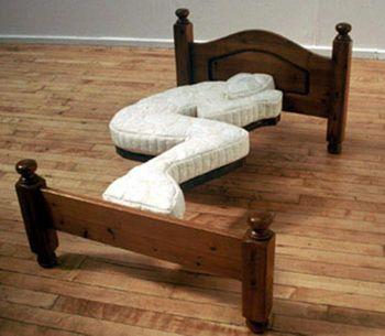 Удивительные модели спального ложе