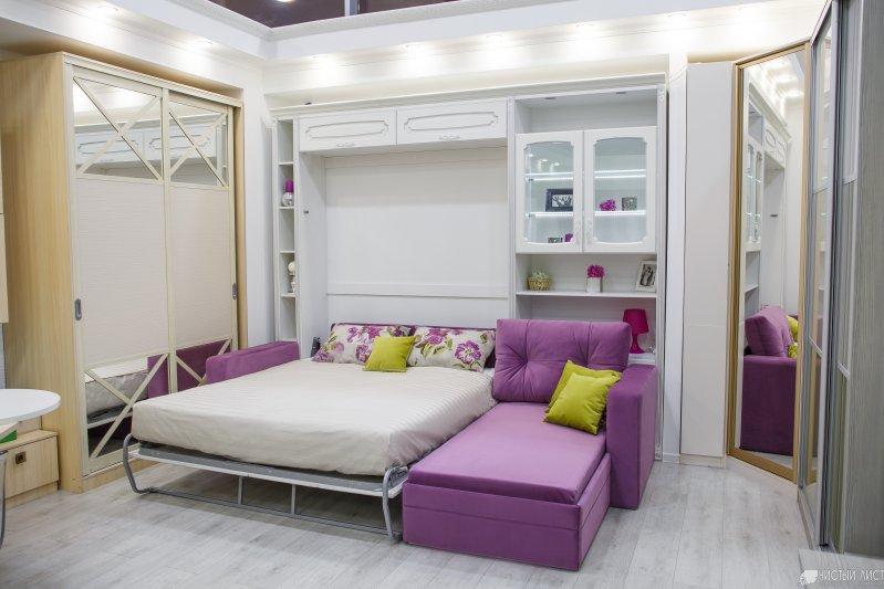 Умная мебель, экономящая пространство