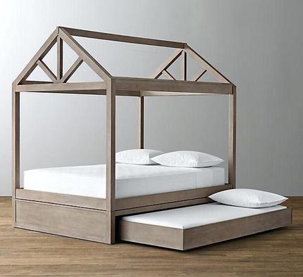 Униерсальная красивая кровать