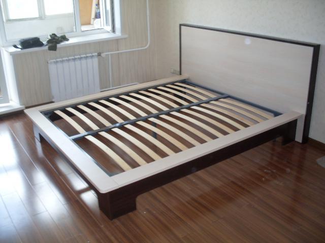 Устройство кровати