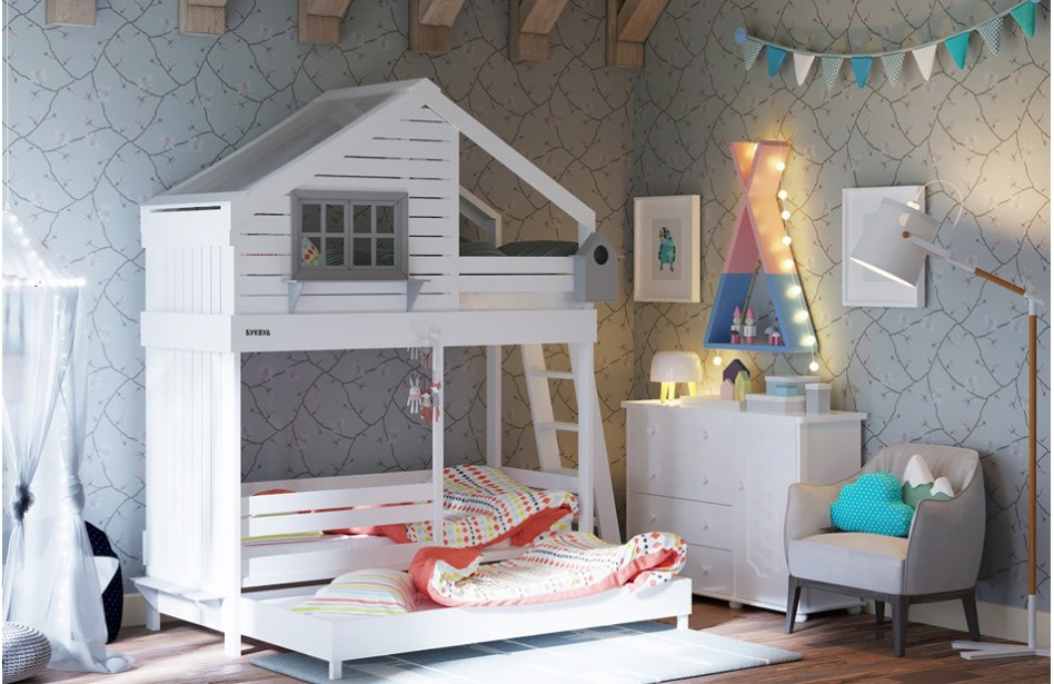 Уютное гнёздышко для ребенка