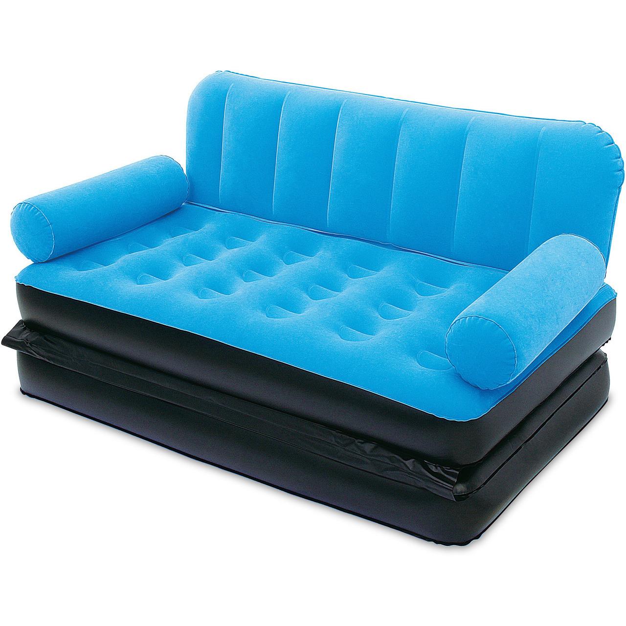 Велюр-диван