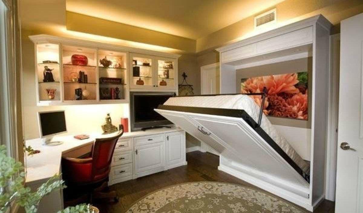 Вертикальный подъем спального ложе
