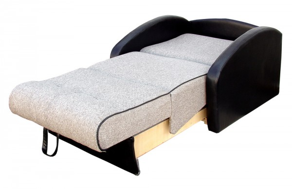 Виды кресла кровати аккордеон