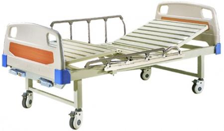 Виды кроватей для больницы