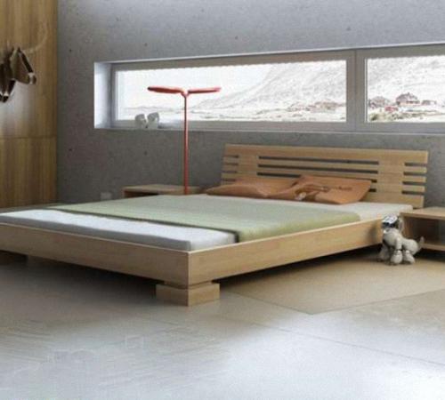 Восточный дизайн корпусной мебели для спальни