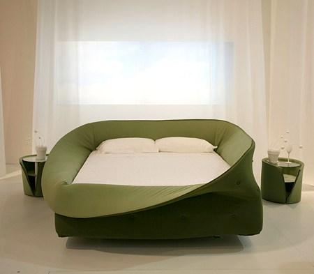 Выбираем форму места для сна